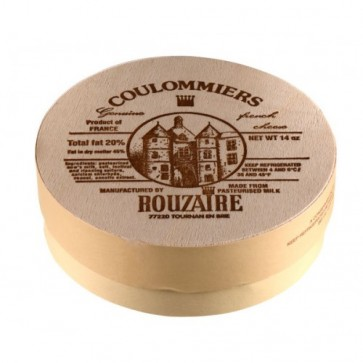 QUEIJO COULOMMIERES 400g