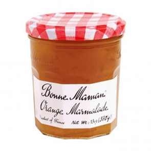 GELEIA BONNE MAMAN ORANGE 370g