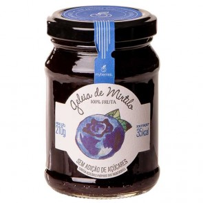 GELEIA DE MIRTILO MYBERRIES 210g