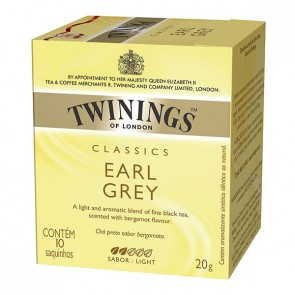 CHÁ TWININGS EARL GREY