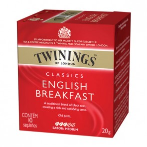 CHÁ TWININGS ENGLISH BREAKFAST