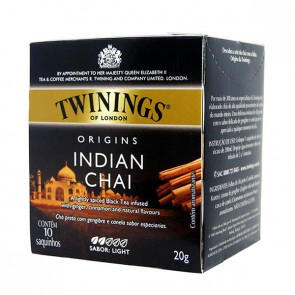 CHÁ TWININGS INDIAN CHAI