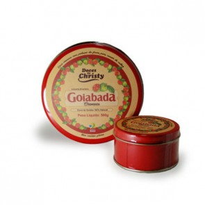 GOIABADA CHRISTY LATA 165g