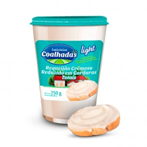 REQUEIJÃO COALHADAS LIGHT 250g