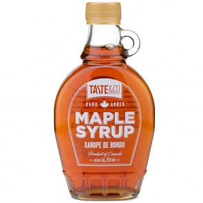 MAPLE SYRUP TASTE&CO 250g