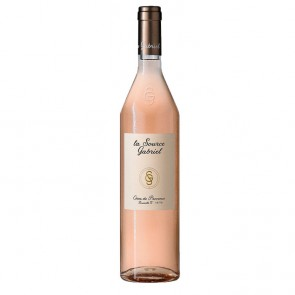 VINHO LA SOURCE GABRIEL ROSÉ 750ml