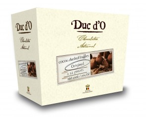 CHOCOLATE DUC d'O TRUFAS 200g