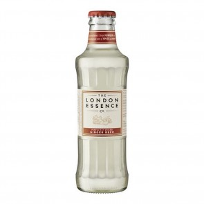 ÁGUA TÔNICA GINGER BEER LONDON ESSENCE 200ml