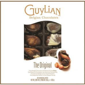 CHOCOLATE GUYLIAN SEA SHEL 250g